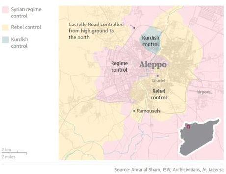 Syria vua doi them don thu cuc manh o Aleppo - Anh 2