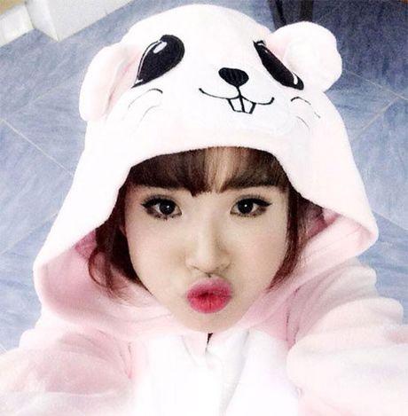 Het 'chu mo' hot girl lai 'sot' chup tu suong kieu 'mieng ca' - Anh 2