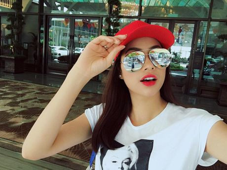Het 'chu mo' hot girl lai 'sot' chup tu suong kieu 'mieng ca' - Anh 5