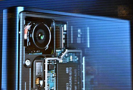 Sony Xperia XZ trinh lang: Diem nhan o bo doi camera - Anh 1