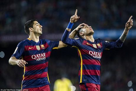 Vong 6 La Liga: Barca, Real va Atletico tim lai mach thang - Anh 1
