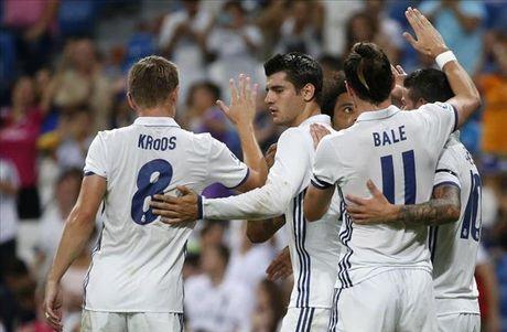Vong 6 La Liga: Barca, Real va Atletico tim lai mach thang - Anh 2