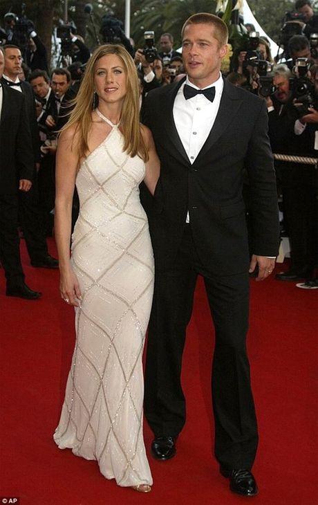 Jennifer Aniston chua bao gio tin Angelina phu hop voi Brad Pitt - Anh 1