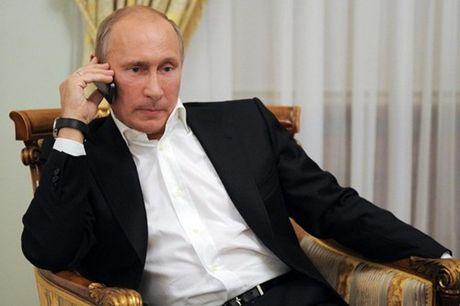 "TT Putin vao ""Top 50 nguoi anh huong nhat the gioi"" - Anh 1"