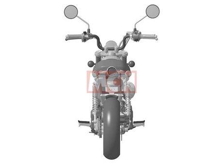 """""""Xe khi"""" Honda Monkey sap hoi sinh voi ban 125 cc - Anh 4"""