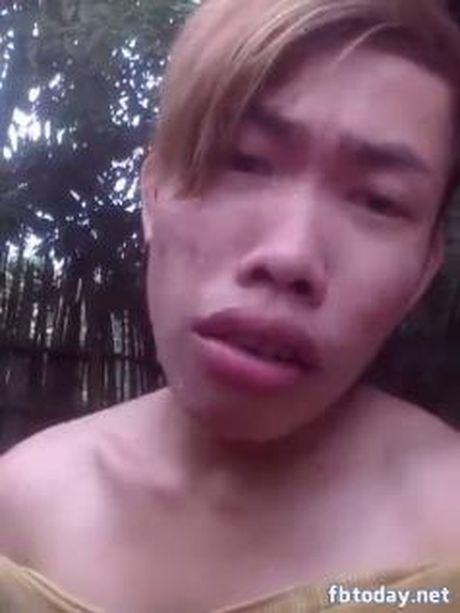 """Chang trai Binh Thuan """"xau la"""" chuyen khoc nguoi yeu gay bao - Anh 1"""