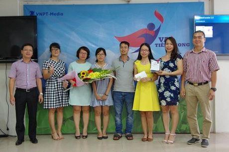 VAS tien phong trong cac phong trao thi dua cua VNPT Media - Anh 1