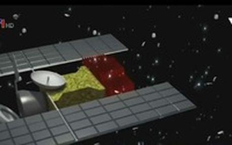 Su dung laser lam sach rac khong gian - Anh 1