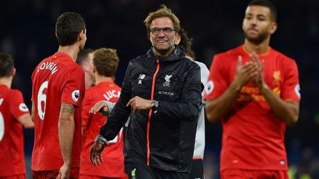 HLV Klopp bao ve Liverpool - Anh 1