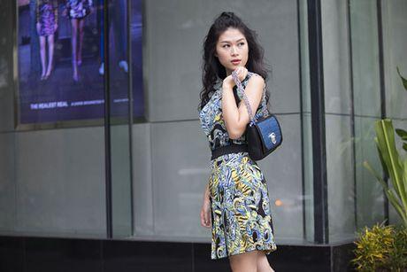 Ngoc Thanh Tam nang dong va ca tinh trong trang phuc streetstyle - Anh 5