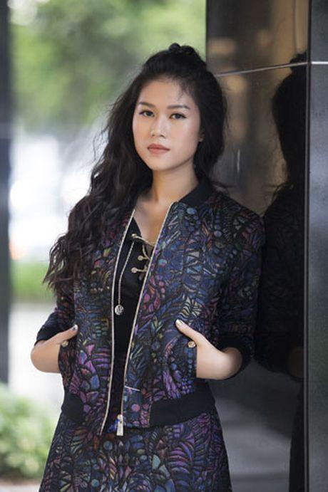 Ngoc Thanh Tam nang dong va ca tinh trong trang phuc streetstyle - Anh 8