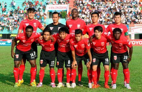 Thang Viettel trong hiep phu, Long An thoat xuong hang V-League - Anh 1
