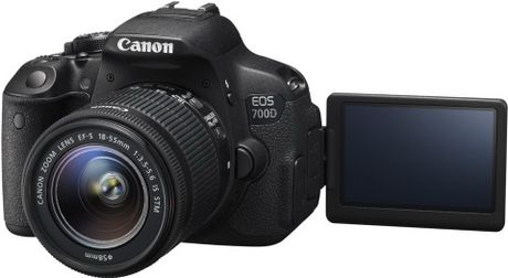 Canon 700D + Lens 18-55mm STM Chinh Hang Le Bao Minh Chi Con 9.666.000d - Anh 2