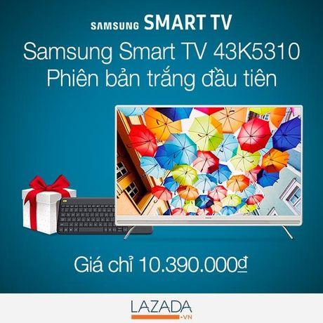 Me man sac mau tinh te cua chiec Smart Tivi LED Samsung 43K5310 - Anh 3