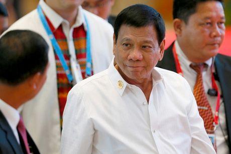 Tong thong Philippines sap tham Viet Nam - Anh 1