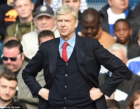Mourinho: Toi muon dam vo mat Wenger - Anh 2