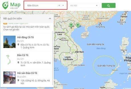 Vi sao ban do Coc Coc khong the hien Hoang Sa - Truong Sa cua Viet Nam? - Anh 5
