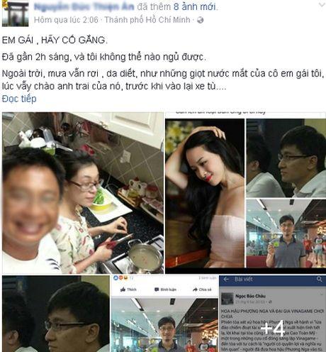 Buc thu cam dong cua anh trai 'dong pham' Hoa hau Phuong Nga - Anh 1