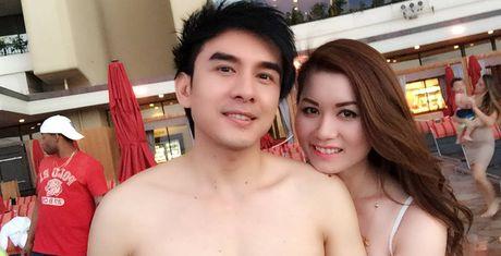 Vo chong Dan Truong don niem vui hanh phuc lon nhat sau 3 nam chung song - Anh 1