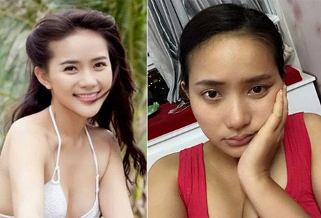 Nhan sac 'xuong doc khong phanh' vi tang 20-30kg khi bau bi cua sao Viet - Anh 3