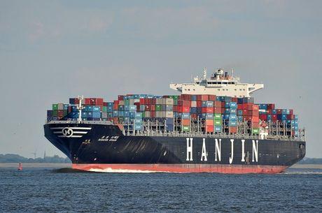Hanjin va bai hoc logistics - Anh 1