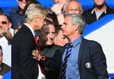 Su that vu Mourinho muon dam vo mat Wenger - Anh 1
