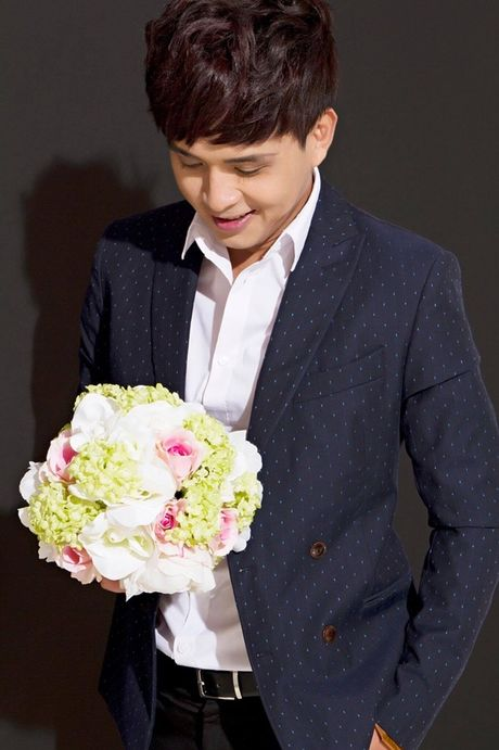 Ho Quang Hieu tung anh dien vest lich lam mung sinh nhat - Anh 3