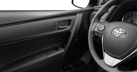 Toyota gioi thieu Corolla 2017 voi nhieu nang cap - Anh 5
