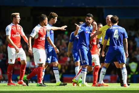 Truoc vong 6 NHA: Dai chien Arsenal – Chelsea du bao nay lua - Anh 2
