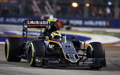 F1: Neu cac chiec xe deu bang nhau... - Anh 1