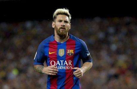 Barca khong Messi: Neymar va Suarez la qua du - Anh 1