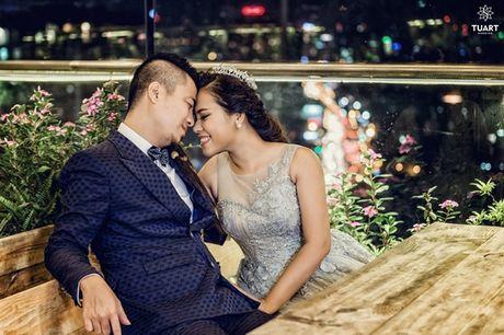 Bo anh cuoi dep lung linh cua Wang Tran - Thanh Nhan voi may bay 300 ty dong - Anh 7