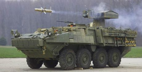 M1134 ATGM cua My co du suc danh bai T-90? - Anh 1