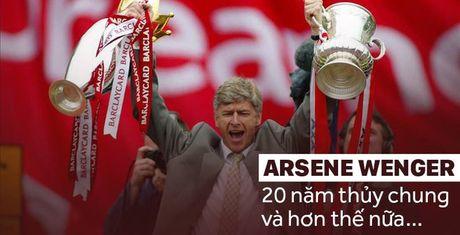 Arsene Wenger da tao ra mot Arsenal khong bao gio biet bo cuoc - Anh 1