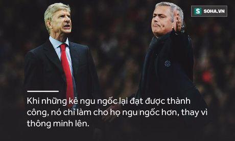 Arsene Wenger - sau nhung phat ngon tranh cai la con nguoi vi dai - Anh 11