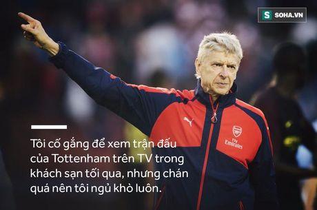 Arsene Wenger - sau nhung phat ngon tranh cai la con nguoi vi dai - Anh 2