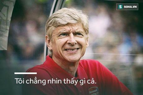 Arsene Wenger - sau nhung phat ngon tranh cai la con nguoi vi dai - Anh 4