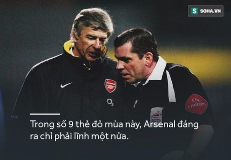 Arsene Wenger - sau nhung phat ngon tranh cai la con nguoi vi dai - Anh 6