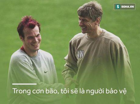 Arsene Wenger - sau nhung phat ngon tranh cai la con nguoi vi dai - Anh 8