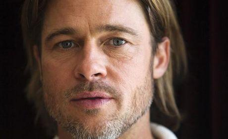 Canh sat phu nhan viec dieu tra Brad Pitt bao hanh cac con - Anh 1