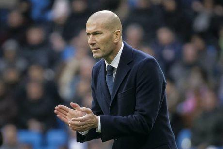 BAN TIN The thao: Zidane lap ky luc moi tai Real - Anh 1