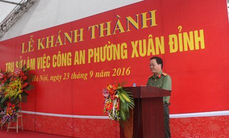 Khanh thanh tru so CAP Xuan Dinh - Anh 2