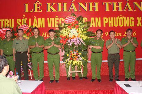 Khanh thanh tru so CAP Xuan Dinh - Anh 5