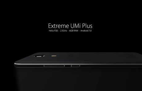 Smartphone RAM 6GB chay Android 7.0 Nougat - Anh 1