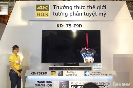 """Toan canh """"the gioi giai tri"""" Sony Show 2016 - Anh 15"""