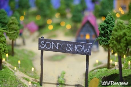 """Toan canh """"the gioi giai tri"""" Sony Show 2016 - Anh 1"""