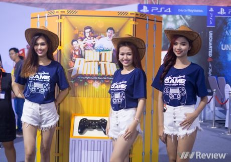 """Toan canh """"the gioi giai tri"""" Sony Show 2016 - Anh 31"""