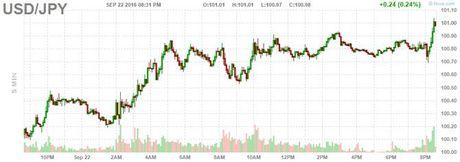 Dong USD tiep day 2 tuan sau quyet dinh chinh sach cua Fed va BoJ - Anh 3