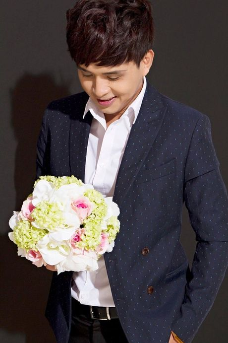 Ho Quang Hieu dieu da trong bo anh don sinh nhat xa nha - Anh 3