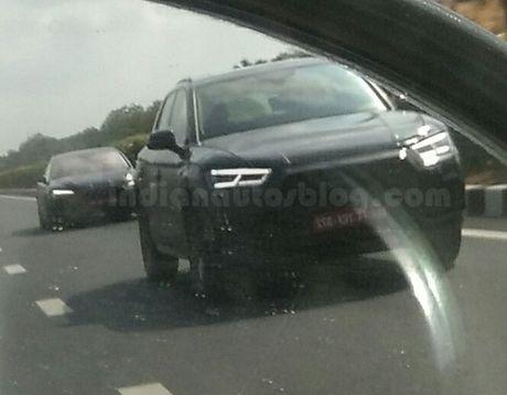 7 dieu can biet ve Audi Q5 sap ra mat - Anh 1